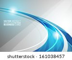 abstract business background  ... | Shutterstock .eps vector #161038457