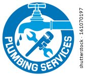 Repair Plumbing Label