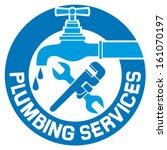 Repair Plumbing Label
