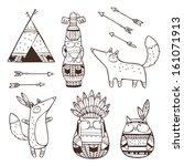 인디언 토템 클립아트, 벡터 인디언 토템 - 140 그래픽 - Clipart.me