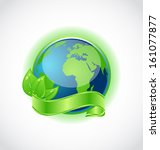 illustration round frame with... | Shutterstock . vector #161077877