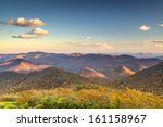 Blue Ridge Mountains At Dusk I...