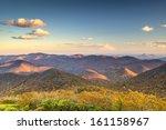 Blue Ridge Mountains At Dusk I...