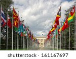 Gallery Of National Flags At U...
