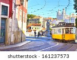 lisbon  portugal   october 30   ... | Shutterstock . vector #161237573