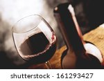aged wine   Shutterstock . vector #161293427
