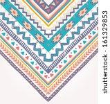 cute aztec print seamless... | Shutterstock .eps vector #161329853