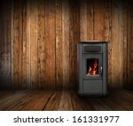 Cozy Interior Backdrop Of A...