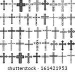 clip art illustration of... | Shutterstock .eps vector #161421953