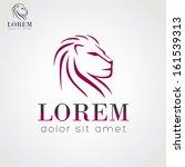 Lion Vector Icon