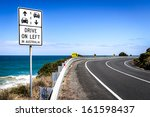Drive On Left   Australian Roa...