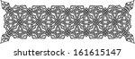 ornament russia   Shutterstock .eps vector #161615147