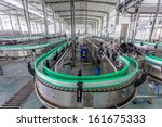 drinks production plant in china | Shutterstock . vector #161675333