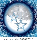 christmas background. abstract... | Shutterstock .eps vector #161692013