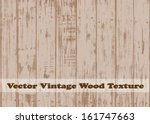 wooden texture background.... | Shutterstock .eps vector #161747663