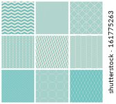 seamless patterns | Shutterstock .eps vector #161775263