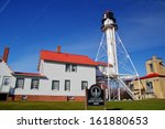 Lighthouse And Residence At ...