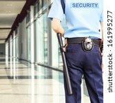 security guard | Shutterstock . vector #161995277