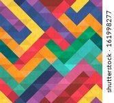 Colorful Seamless Geometric...