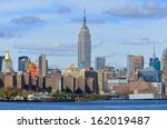 new york city  ny   oct 29 ... | Shutterstock . vector #162019487