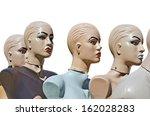 Mannequins   Beautiful Female...