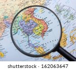 south east asia | Shutterstock . vector #162063647