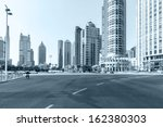 the century avenue of street... | Shutterstock . vector #162380303