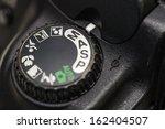 Camera Mode Dial Manual Mode