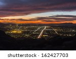 After Dusk Night View Of Simi...