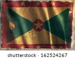 old style vintage country flags | Shutterstock . vector #162524267