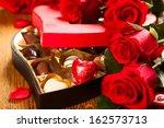 Heart Shaped Box Of Chocolate...