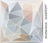 abstract geometrical background ... | Shutterstock . vector #162605297