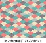 decagon seamless hipster... | Shutterstock .eps vector #162648437