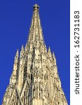 tower of st.stephans cathedral... | Shutterstock . vector #162731183