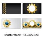 Cogwheel Design Business Card...