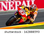 Постер, плакат: Marc Marquez during MotoGP