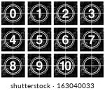 icons of circled white numbers...