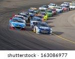 Постер, плакат: The NASCAR Sprint Cup