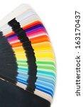 color guide spectrum swatch