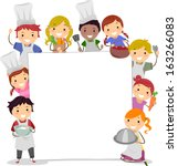 activity,art,backdrop,background,blank,board,boy,cartoon,chef,children,class,clip,clipart,cook,cooking