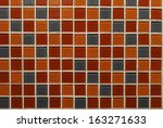 detail of color pattern and...   Shutterstock . vector #163271633