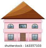 illustration of a single... | Shutterstock .eps vector #163357103