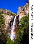 Yosemite Bridalveil Fall...