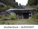 Bunker Of Val Frejus  Military...
