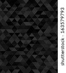 geometrical background | Shutterstock . vector #163579793