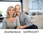 Cheerful Senior Couple Enjoyin...