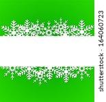 new year festive background... | Shutterstock .eps vector #164060723
