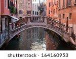 Beautiful Little Bridge Over A...