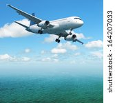 ready for landing | Shutterstock . vector #164207033