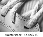 footwear background - stock photo